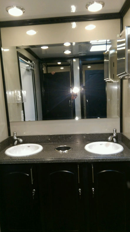 Eight Station Classic. Special Event Porta Potty, Rent Portable Restroom  Trailers ...