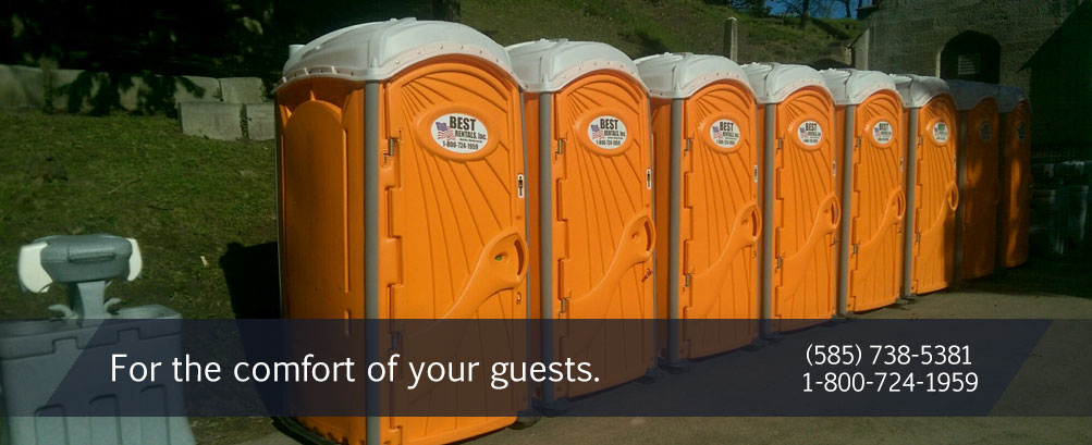 Rent WNY Porta Potty